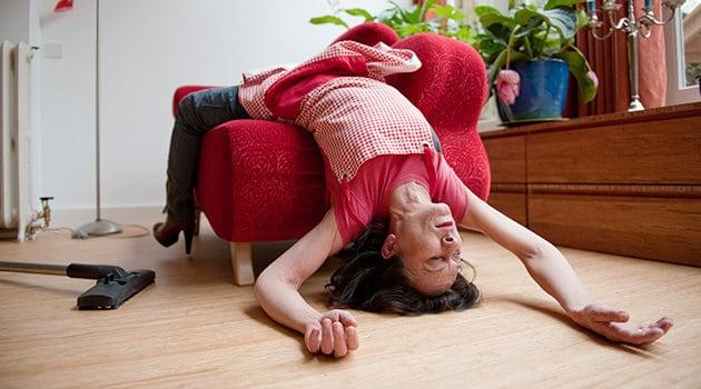 Синдром хронической усталости. Симптомы и лечение в домашних условиях