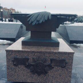Оружие СССР 1941-1945. Парк Победы. Казань