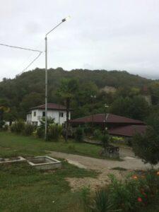 More. Gryazi i vanny` serovodorodny`e.Selo Czkuara